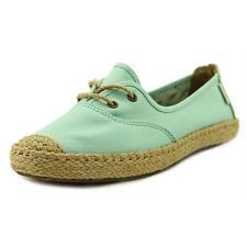 VANS Canvas Low Heel (3/4 in. to 1 1/2 in.) Flats for Women