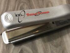 NEW** Ion Mini Gator Straightener Hair Care Titanium Ceramic Styling Iron 301013