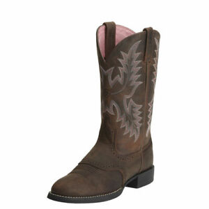 Ariat Ladies Heritage Stockman - C Width -RRP $289.95 PROMO PRICE $249.95