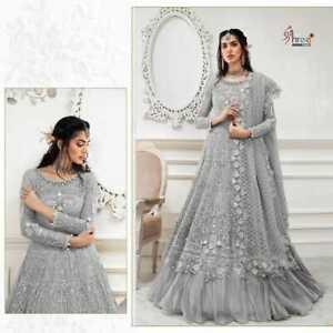 Indian Bollywood Pakistani Salwar Kameez suit shree wedding bridal indian women