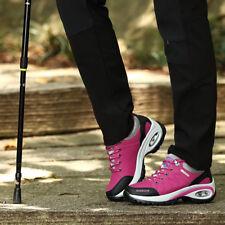 Наружные женские водонепроницаемые спортивные туристские ботинки след восхождение нескользящие сапоги