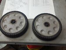 troy bilt chipper vac model 47291 and 47292 front tire and wheel assembly