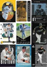 JOSH HAMILTON 2000 NICE (9) CARD ROOKIE LOT  FREE COMBINED S/H