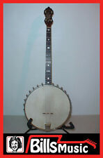 Bacon Blue Ribbon Tenor 4 String Banjo - Vintage 1922 Style A