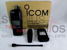 ICOM F3261DS 11 IDAS DIGITAL LTR RADIO 5W VHF 136-174MHZ 512CH WATERPROOF FIRE