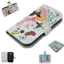 Women Wallet Slot PU Leather Case Cell Phone Flip Cover Stand For Samsung Galaxy