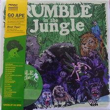 V/A - Rumble in the Jungle LP + CD Penny Records Hank Mizell Nervous Norvus