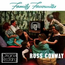 RUSS CONWAY PLAYS FAMILY FAVOURITES BRAND NEW SEALED CD ALBUM