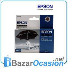 Cartucho de Tinta Epson Negro T0441 Original Nuevo Agost. 2009