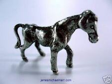 Horse 3D Pewter Animal