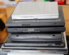 Lotto 6 PC PORTATILI Notebook Laptop IBM ThinkPad HP Pavillion DV 8000 Panasonic