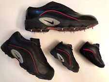 RARE Nike Air Zoom TW (Tiger Woods) Golf Shoes, Full TW 1 Style (4 Pair) Bundle