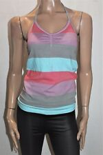 ESPRIT Brand Striped Halter Top Size S BNWT #SS90