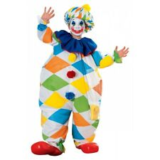 Inflatable Clown Costume Halloween Fancy Dress