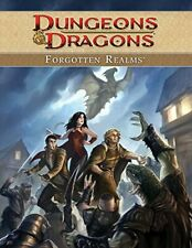 Dungeons & Dragons: Forgotten Realms [Paperback] Greenwood, Ed and Ferguson, Lee