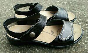 Romika Shoes Germany Ibiza 73 Orthotic friendly comfort leather Sandals EURO 41