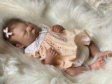 künstlerpuppe Reallife Reborn Neugeborenes Baby Puppe Sammlerpuppe Limitiert Neu