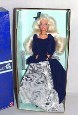 Barbie Winter Velvet Barbie Avon Exclusive Special Edition #15571 Nib