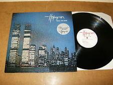 HOLOGRAM (ex Holocaust) : STEAL THE STARS - UK LP 1983 - PHOENIX PSP LP 2