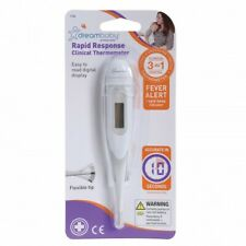 DreamBaby Rapid Response Clinical Child Thermometer Fever Alert Dream Baby