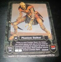 Guardians Phantom Stalker trading card game tcg/ccg Rare 2 1995
