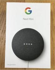 Google Home Nest Mini Chalk Empty Box and Instruction Leaflet Only