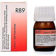 R89 Tegor Bio 89 Dr Reckeweg Drops 30ml