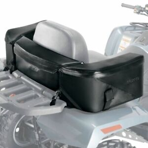 Brand New Arctic Cat Rear Rack Saddle Bag ~ 06-16 Arctic Cat TRV Models ~ Black