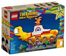 c LEGO 21306 - THE BEATLES - YELLOW SUBMARINE (confezione nuova, sigillata)