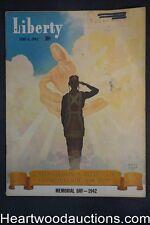 Liberty Jun 6, 1942 Dale Clark, Bobe Hope, Cecil B. De Mille, Luther Davis