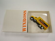 Winross Kodak Gold Plus box truck Rochester NY Kenworth 1/64 Diecast