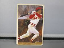 1988 Cooperstown Clout Diamond Collection MLB Pete Rose Autograph Ceramic Card