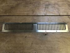 Stainless Steel Lower Front Grille Land Rover Defender - For Air Con Panel A/C