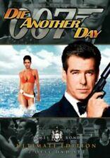 JAMES BOND DIE ANOTHER DAY DVD Pierce Brosnan Ultimate Ed Film UK Brand New R2