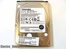 """Toshiba 500GB SATA 2.5"""" Hard Drive MQ01ABD050 AAT AA11/AX0A3M SN: Z2LEP4Q7T"""