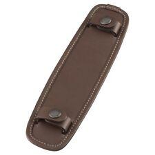 Billingham Sp40 - Proteggispalla in Pelle per Borsa colore Cioccolato|el