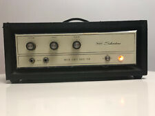 Sears Silvertone Solid State Bass 150 Model 1466 Amplifier Rare Find!