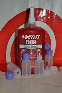 Loctite 609 20mL Retaining Compound **I BUY BULK SO YOU DON'T HAVE TO**