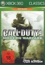 Xbox 360 Call of Duty 4: Modern Warfare usado/como nuevo
