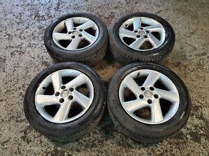 """5X114.3 Mazda Fitment Alloy Wheels X4 205/55/16 7mm Tread 16"""""""