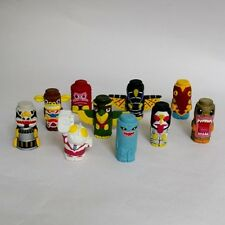Popy 2003 Ultraman Monsters Totem Poles complete color of 10 pcs - Free Shipping