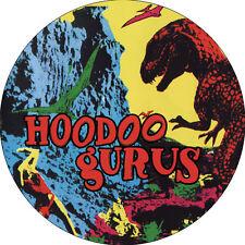 CHAPA/BADGE HOODOO GURUS . pin badge victims beasts of bourbon scientists