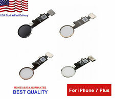 OEM Home Button Touch ID Key Sensor Flex Cable Assembly For iPhone 7 Plus
