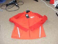 Ladies Nike Flex Stadium red running jacket size Large new