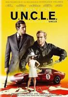 The Man From U.N.C.L.E. (DVD, 2015, 2-Disc Set, Canadian Bilingual)
