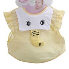 Kids Bibs Baby Girl Bandana Waterproof Bib Feeding Saliva Cartoon Towel RF
