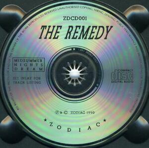 The Cure - Glastonbury '90 ° LIVE CD-Album 1990 ° Zodiac ZDCD 001 ° TOP-RARITÄT