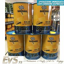 5 Litri Olio Motore Auto Sintetico BARDAHL XTA PolarPlus 5W30 Acea C4 RN 0720