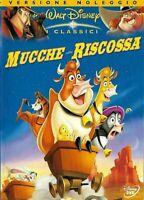 MUCCHE ALLA RISCOSSA (2004) dI Will Finn, John Sanford - DVD EX NOLEGGIO DISNEY