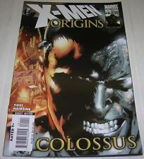 X-MEN ORIGINS: COLOSSUS #1 (Marvel 2008) Origin retold (FN+) RARE ONE-SHOT